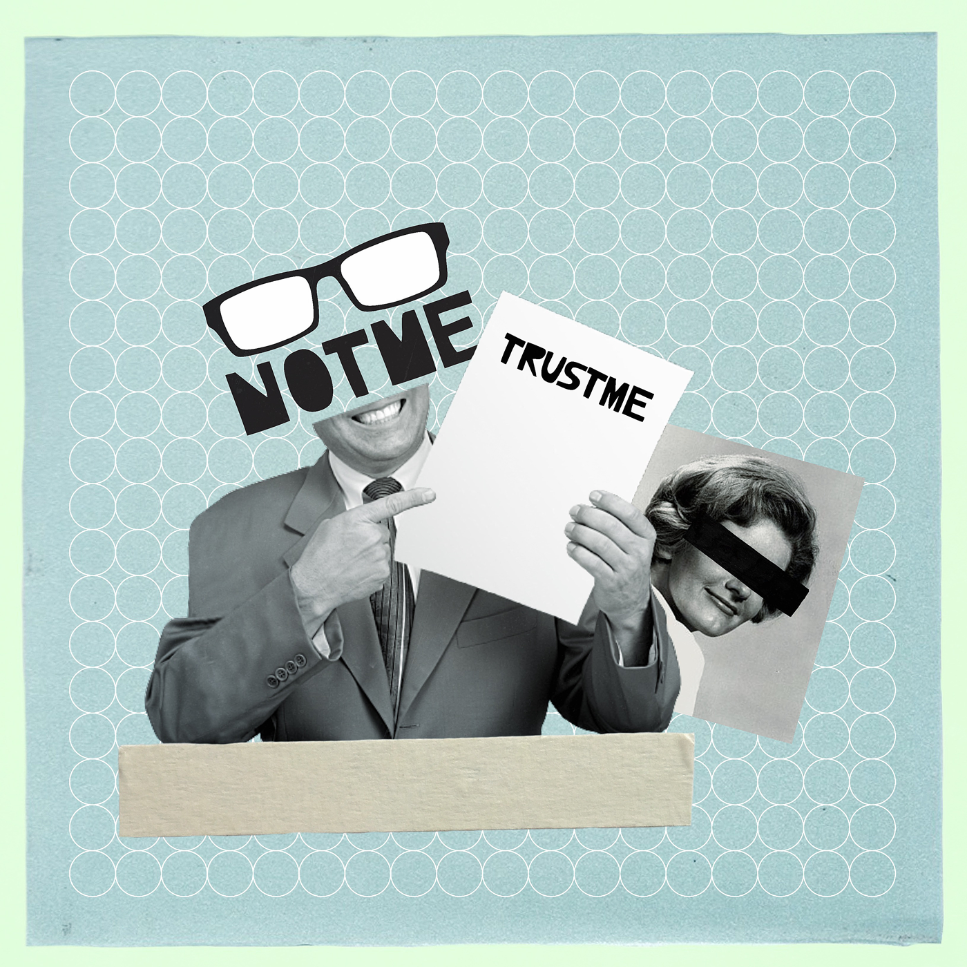 NOTME - TRUSTME-1400X1400